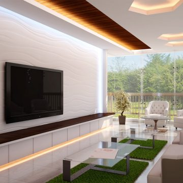 Lounge Interior Design