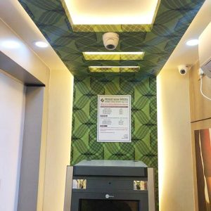 ATM Booth Interior